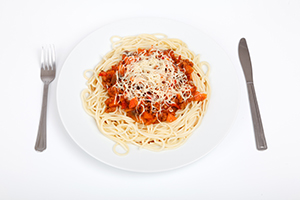 spaghetti bolognese recipe and method