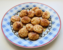 Fritters Pancakes Recipe