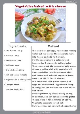 vegetarian recipe side dish