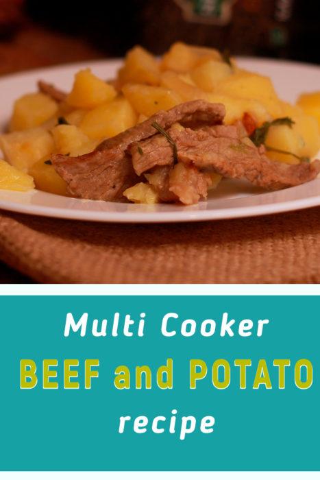 beef and potato recipes