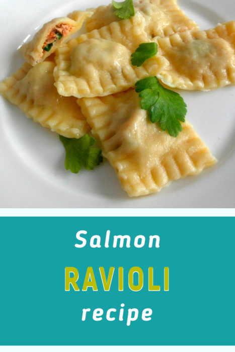 salmon ravioli recipes