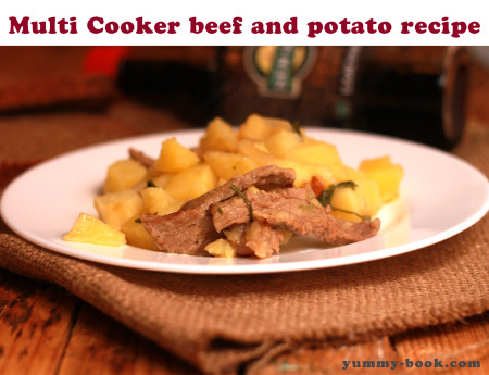 beef and potato recipes