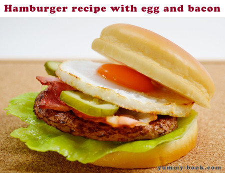 a good hamburger recipe