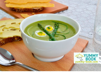 recipe for asparagus soup