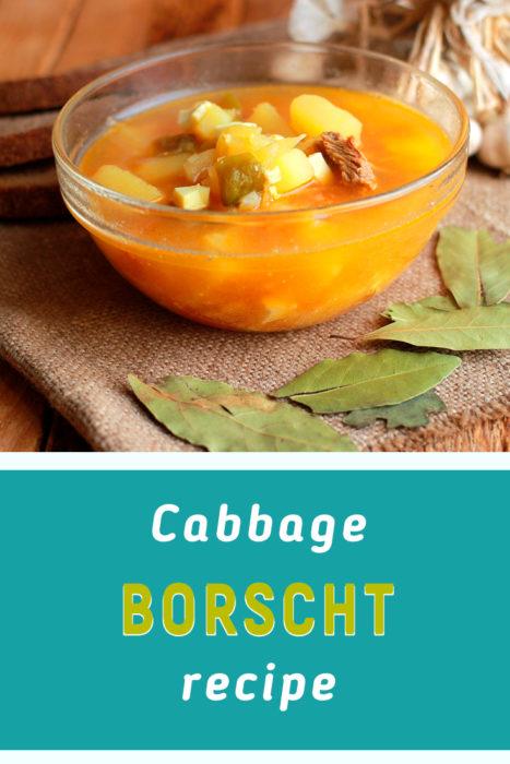 borscht recipe beef