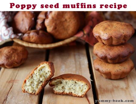 poppy seed muffin recipe easy