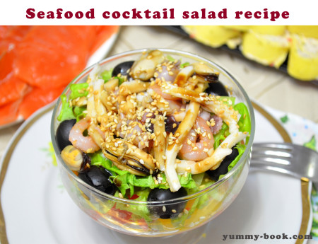 seafood cocktail recipes appetizer