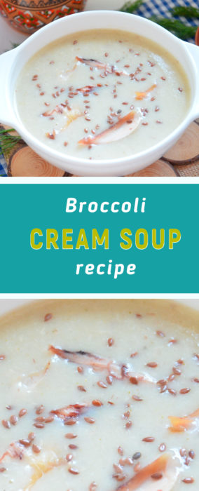cream of broccoli soup and chicken recipe