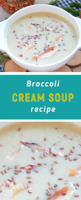 cream of broccoli soup and chicken recipe