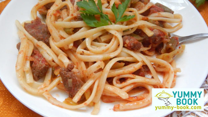 beef and noodles recipe easy