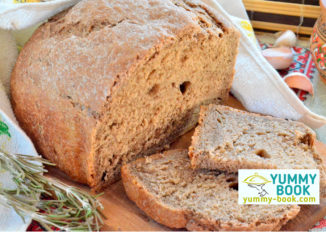 rye bread recipe for oven