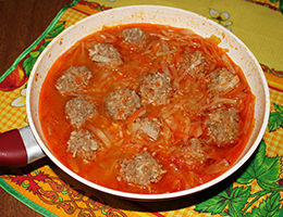 porcupine meatball recipe