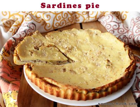 sardine fish pie recipe