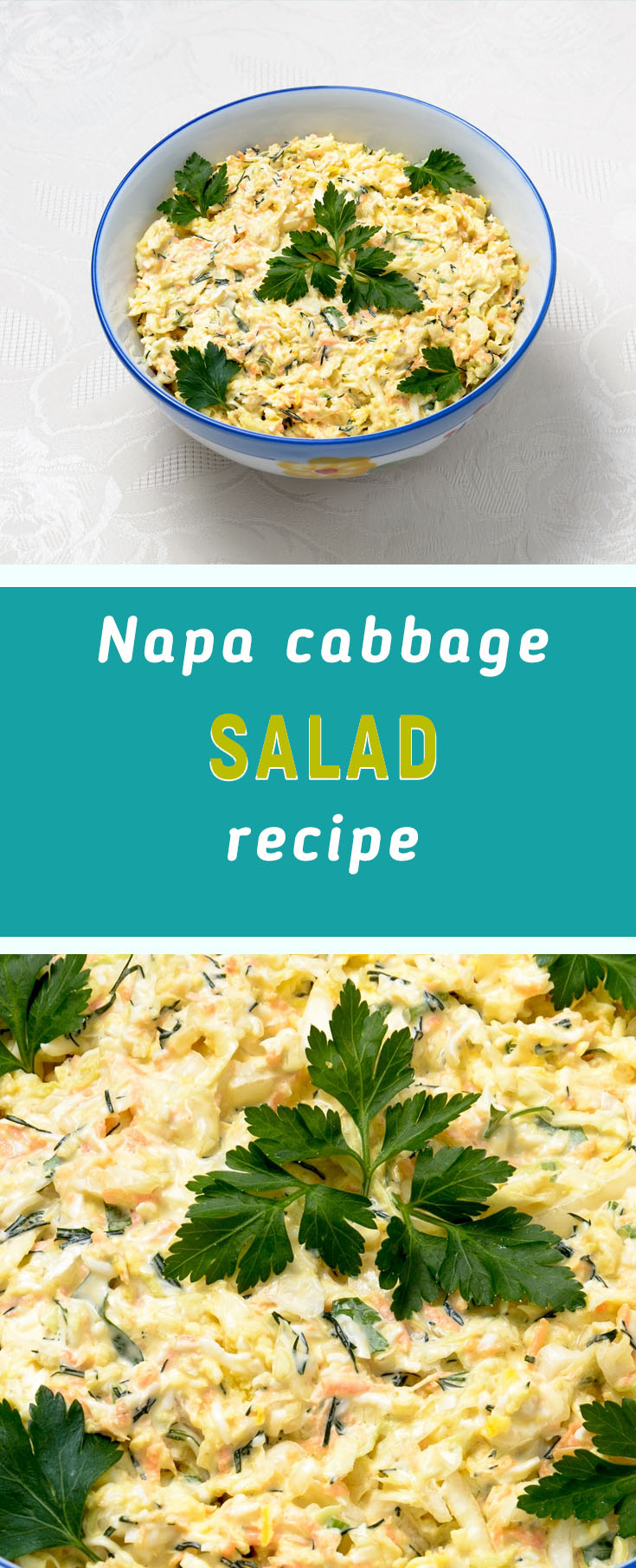 recipe for napa cabbage salad