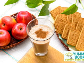 smoothie with apple and cinnamon recipe