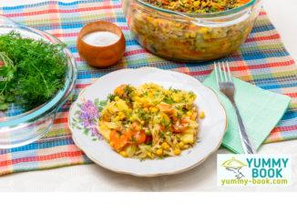 recipe for vegetarian vegetable stew