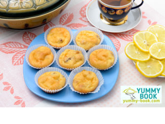 muffins with cottage cheese recipe