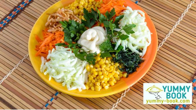 napa cabbage salad simply recipes