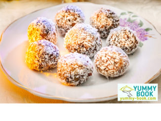 fruit nut truffles recipe