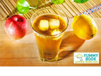 fruit iced tea recipe