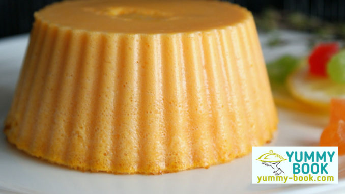 recipe for pumpkin flan