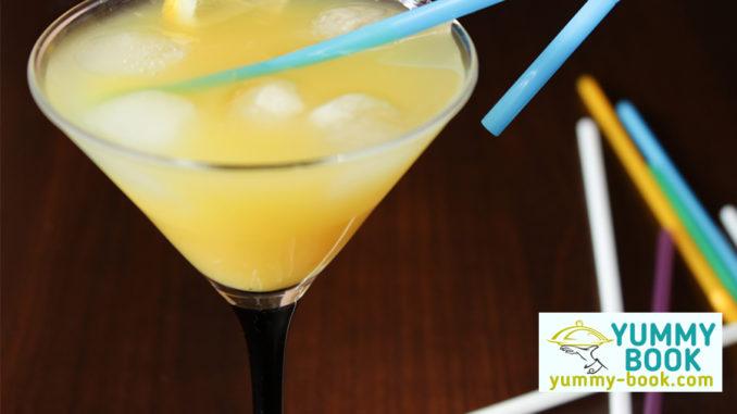 easy martini bianco recipe