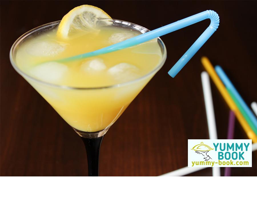 Martini bianco cocktail recipe