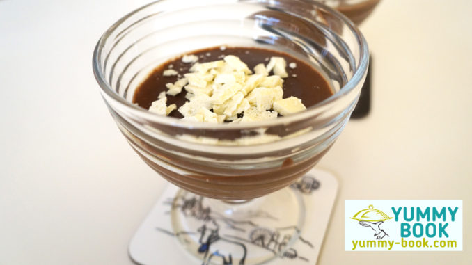 panna cotta recipe chocolate