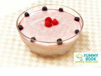 easy berry mousse recipe