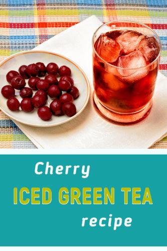 Cherry iced tea recipe