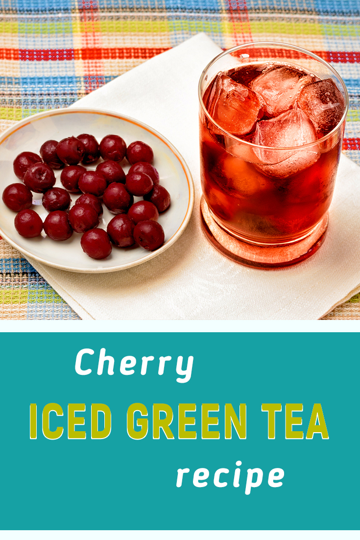 Cherry iced tea recipe