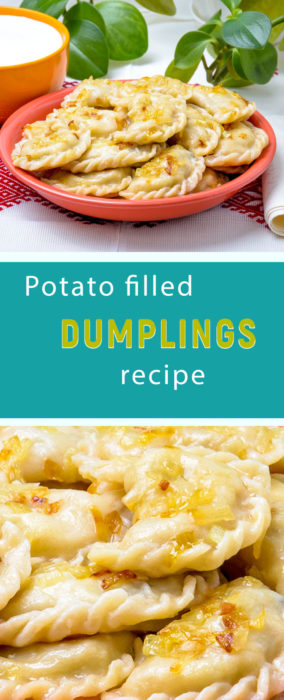 filled potato dumplings recipe easy