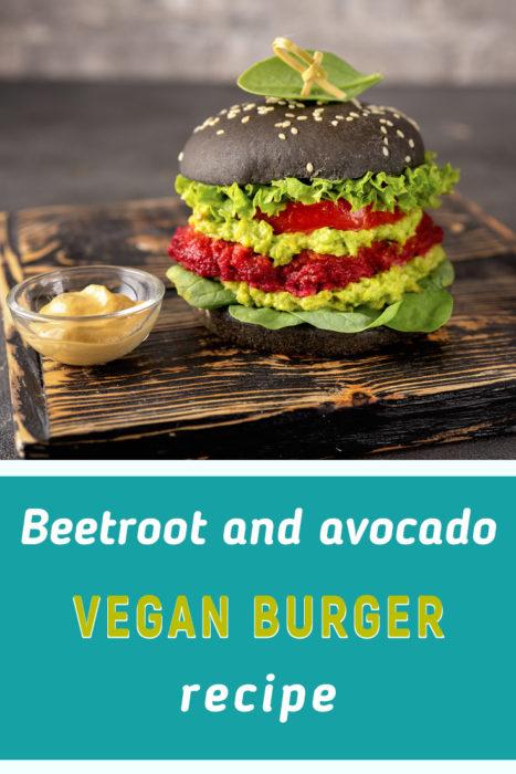vegetarian burger recipe easy