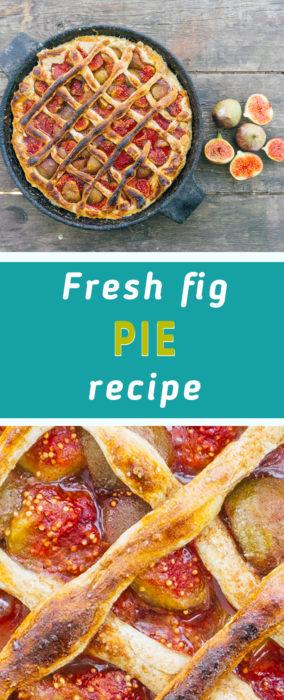 best fig pie recipe