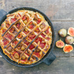 Fresh fig pie recipe