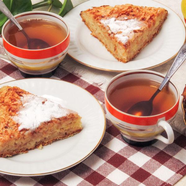 No mixer homemade apple pie recipe