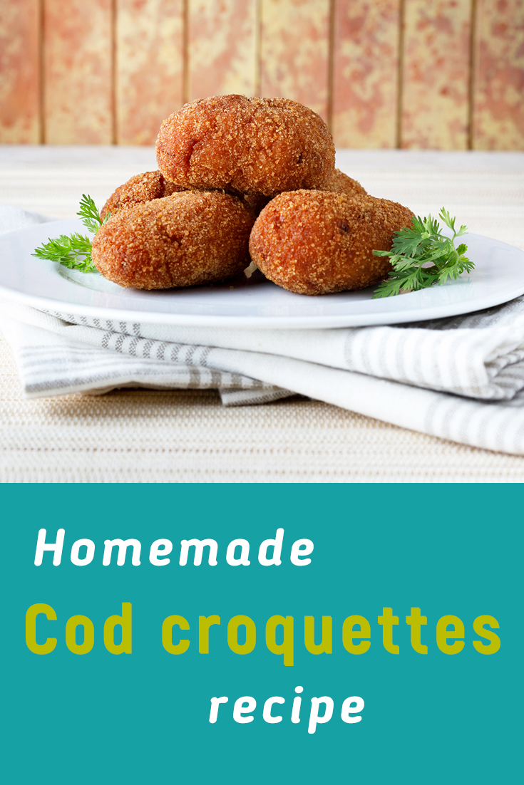how to make cod croquettes